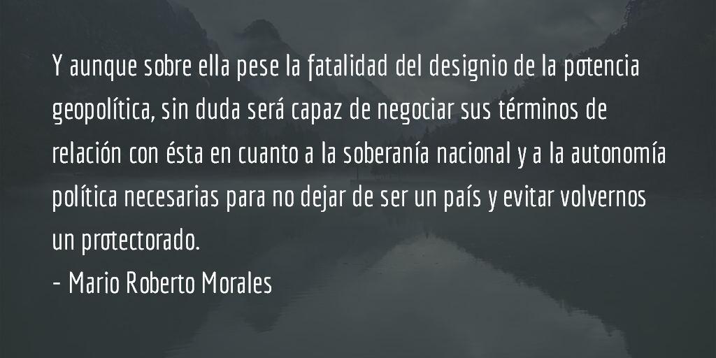 Los que nos oponemos ¡unámonos!  Mario Roberto Morales