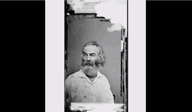 El canto de mi mismo. Walt Whitman.