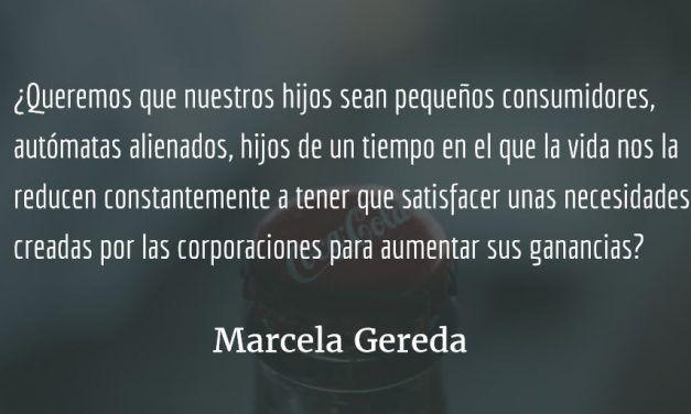 Bebidas gaseosas y engañosas campañas publicitarias III. Marcela Gereda.