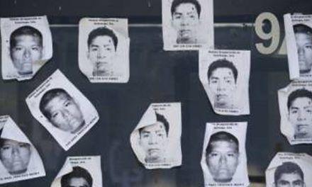 Ayotzinapa en el corazón. Carlos Figueroa Ibarra.