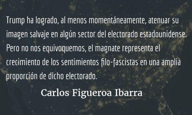 Trump, déjà-vu fascista. Carlos Figueroa Ibarra.