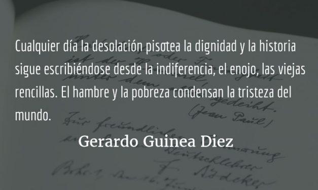 El libro del mundo. Gerardo Guinea Diez.