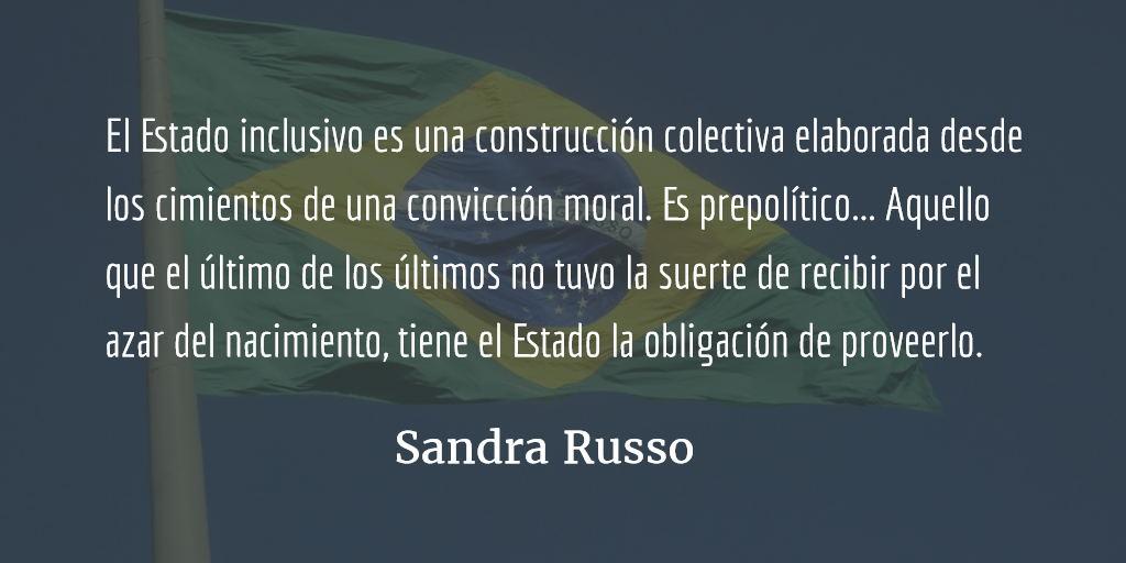 El ala rota. Sandra Russo.