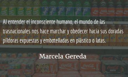 Bebidas gaseosas y engañosas campañas publicitarias II. Marcela Gereda.