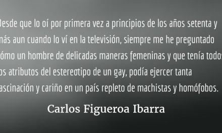 Juan Gabriel. Carlos Figueroa Ibarra.
