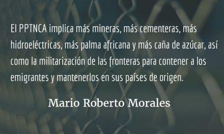 La hora de las alianzas. Mario Roberto Morales.