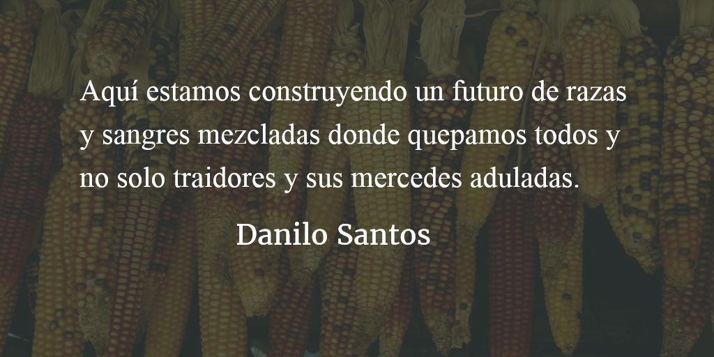 Independencia desvaída. Danilo Santos.