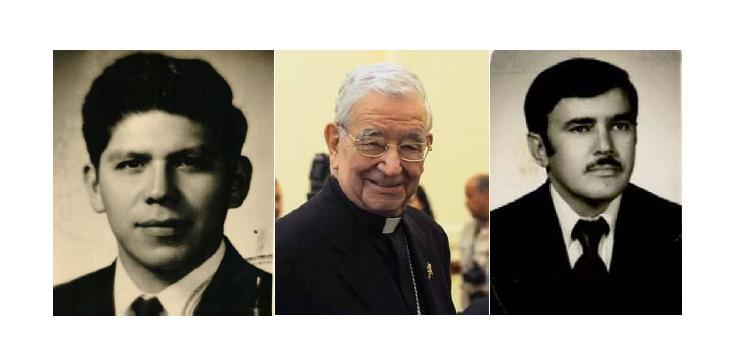 Máximo y el Cardenal de la Paz. Edgar Celada Q.