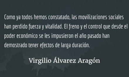 Una elección decisiva. Virgilio Álvarez Aragón.