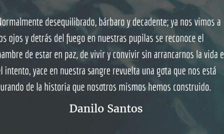 Guatemala y sus díscolos. Danilo Santos.