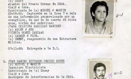 Las lógicas del terror y las vidas de los vivos sin los detenidos-desaparecidos. Manolo E. Vela Castañeda.