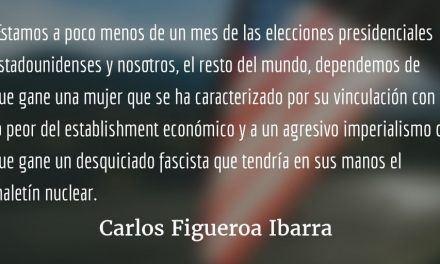 Trump, la corrección política lo alcanzó. Carlos Figueroa Ibarra.