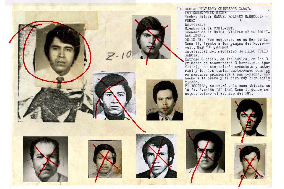 El Hombre Lobo. Mariano González.
