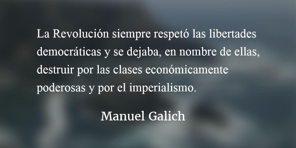 Meme Galich habla de la Revolución. Mario Roberto Morales.