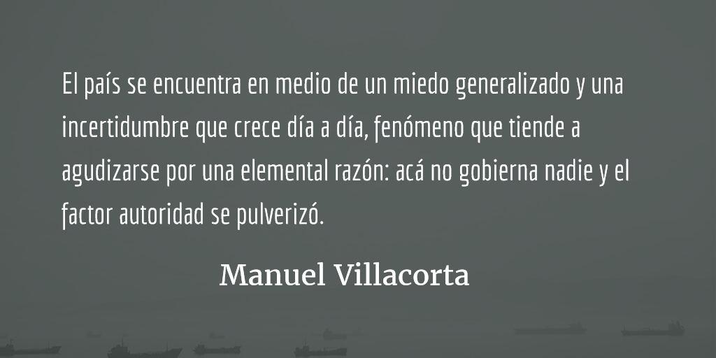 Guatemala, tierra de nadie. Manuel Villacorta.