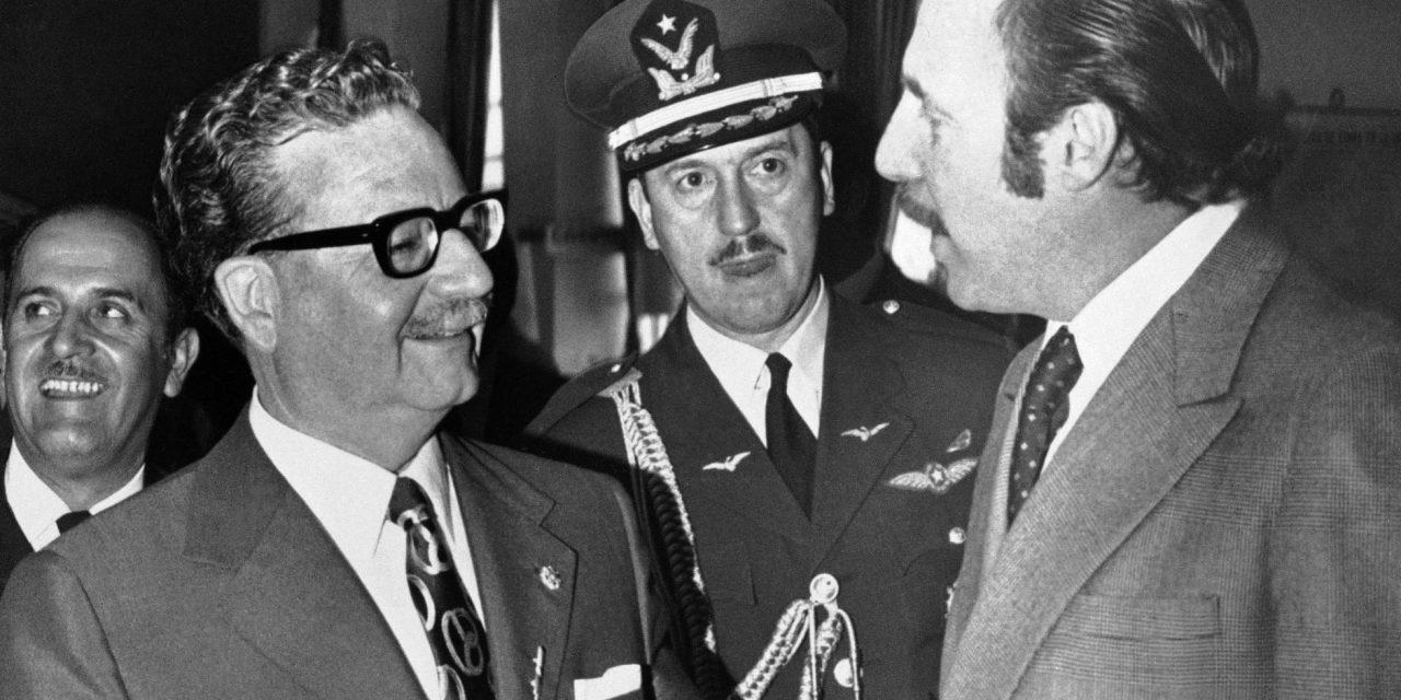 El día en que Pinochet atentó en Washington. Silvia Ayuso.