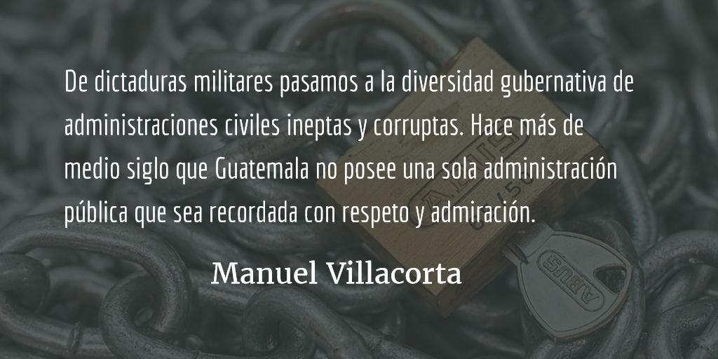 La Guatemala pobre no conoce a Trump. Manuel Villacorta.