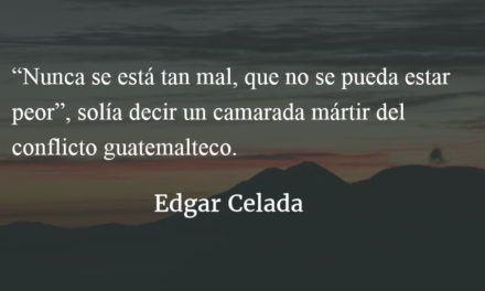 El programa de Trump y Guatemala. Edgar Celada Q.