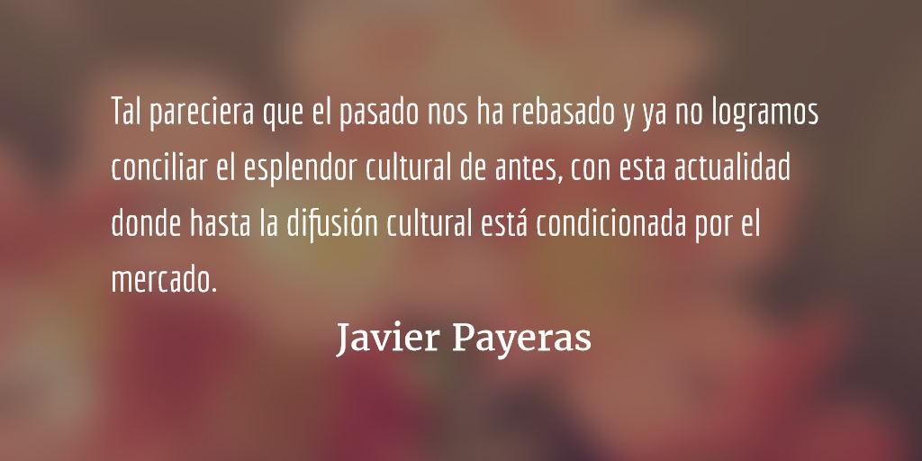 La región más invisible. Javier Payeras.