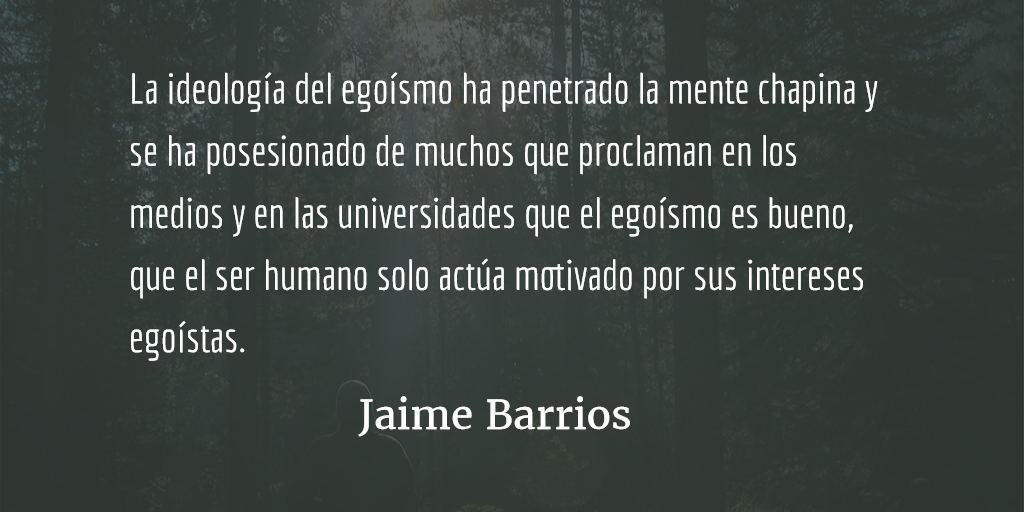 Los siete pelos del diablo. Jaime Barrios.