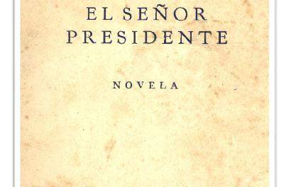 El Señor Presidente. Jaime Barrios.