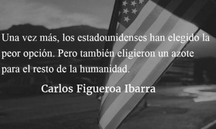 Trump, tiempos sombríos. Carlos Figueroa Ibarra.