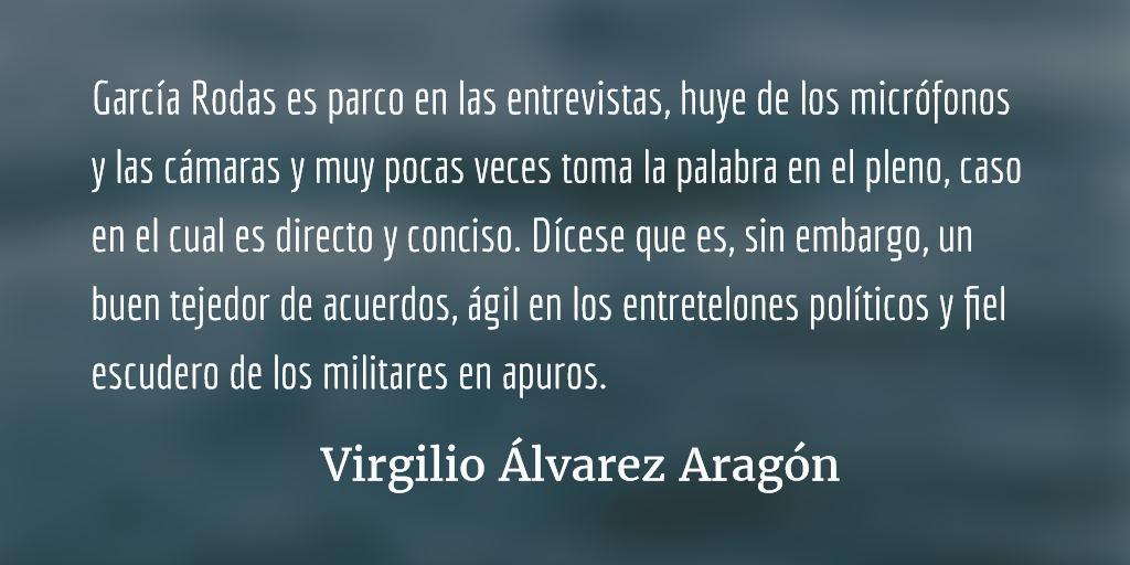 Una caída poco explicada. Virgilio Álvarez Aragón.