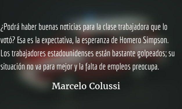 Donald Trump: ¿cambios a la vista? Marcelo Colussi