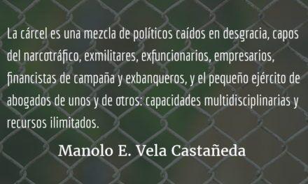 Fuerza de Tarea Mariscal Zavala. Manolo E. Vela Castañeda.
