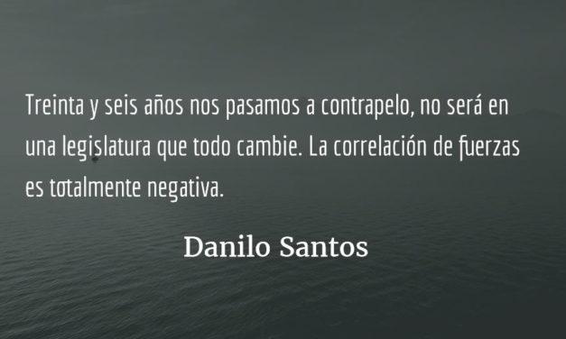 Criticar sin linchar. Danilo Santos.