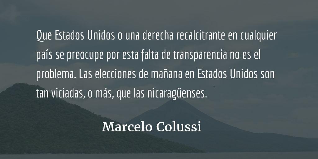 Gana Daniel Ortega. ¿Qué opinaría Carlos Fonseca de esto? Marcelo Colussi