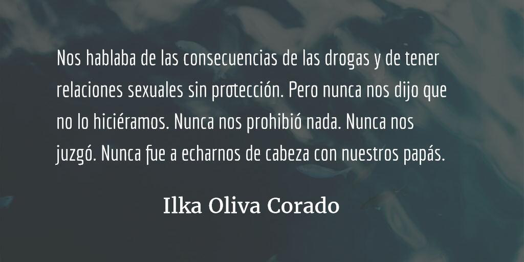 Don Chuz. Ilka Oliva Corado.