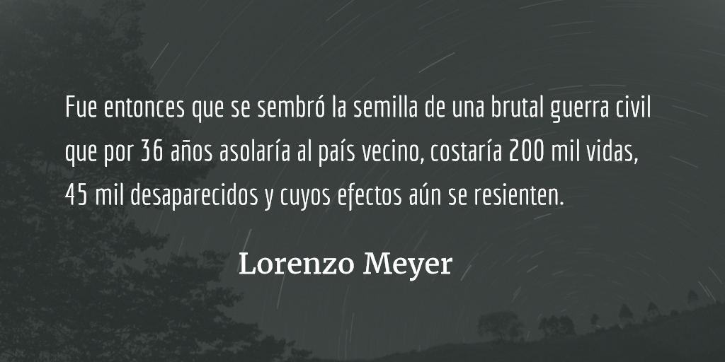 Fidel y el imperio. Lorenzo Meyer.