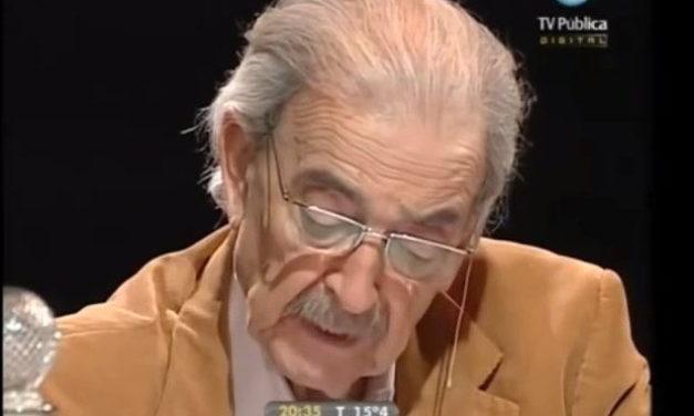 Del amor – Juan Gelman y Rodolfo Mederos