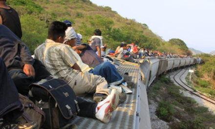 La migración centroamericana de paso por México y los Derechos Humanos. Alejandro Solalinde.