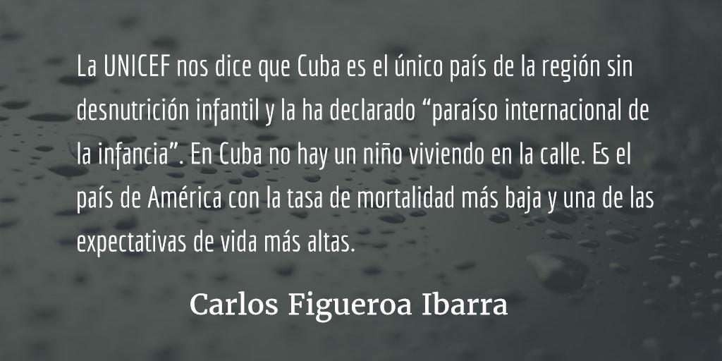 Fidel, los hombres como tú no mueren. Carlos Figueroa Ibarra.