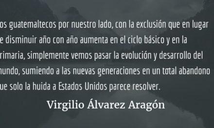 Lecciones de PISA 2016. Virgilio Álvarez Aragón.