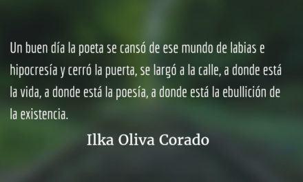 La locura de Isabel de los Ángeles Ruano. Ilka Oliva Corado.