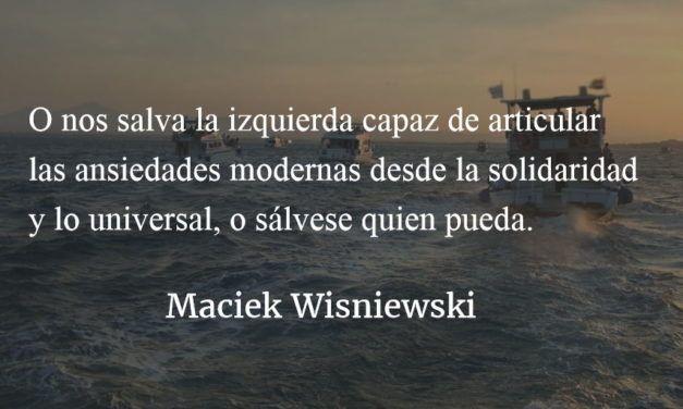 La «guerra racial», el capitalismo y la ideología (EU). Maciek Wisniewski.