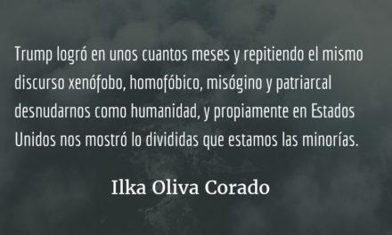 Nos llegó el turno a los indocumentados (2). Ilka Oliva Corado.