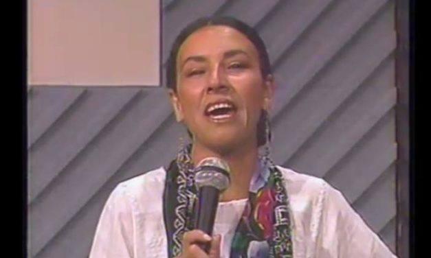 Jacinto Cenobio, canta Amparo Ochoa