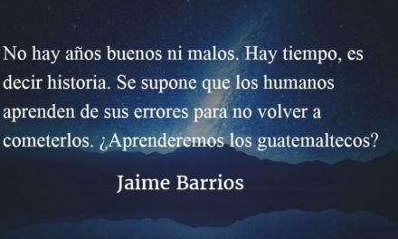 Navidad: efectos sociales permanentes. Jaime Barrios.