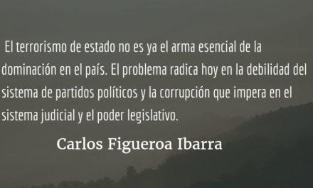 Los acuerdos de paz, luces y sombras. Carlos Figueroa Ibarra.