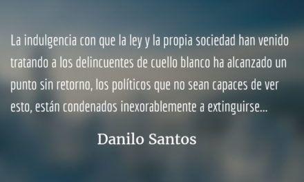 Ventanas rotas. Danilo Santos.
