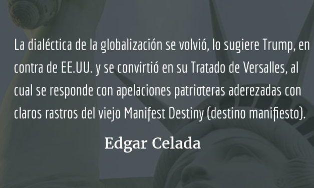 Estados Unidos en su laberinto. Edgar Celada Q.