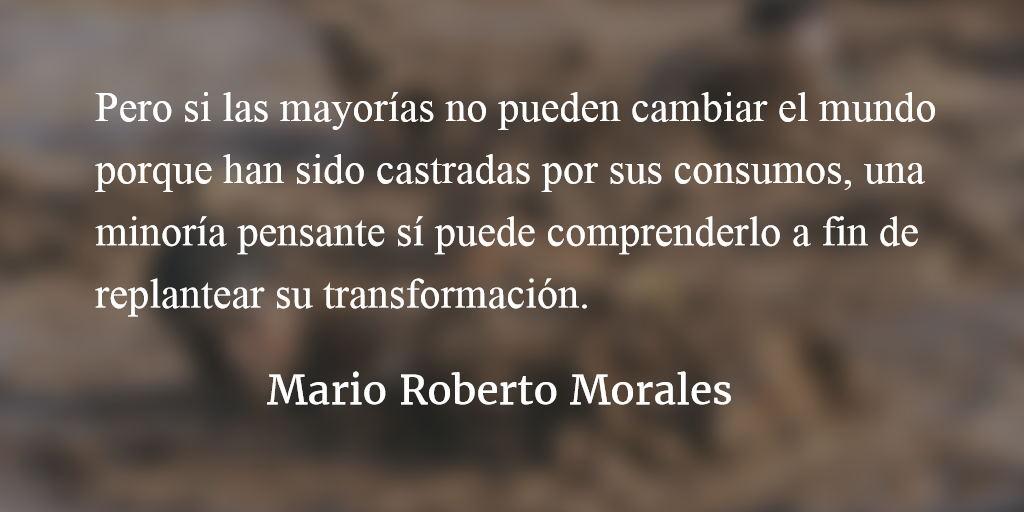 El final del futuro. Mario Roberto Morales.
