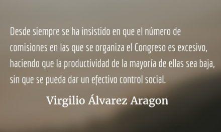 Promover el clientelismo también es corrupción. Virgilio Álvarez Aragón.