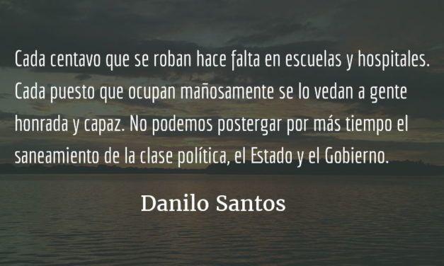 Stalling tiene razón. Danilo Santos.
