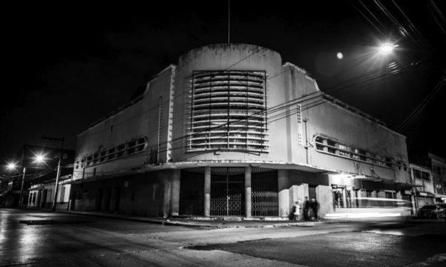 Historia sobre la exhibición cinematográfica en ciudad de Guatemala