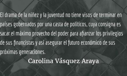 Los futuros líderes. Carolina Vásquez Araya.